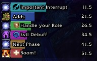 deadly boss mods wotlk 3.3.5 addon timers